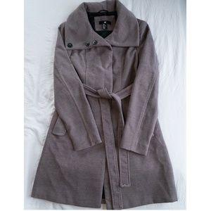 H&M Wrap Around Pea Coat